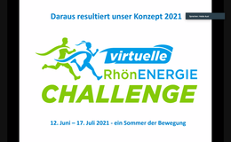Bewährtes Konzept mit Neuerungen: RhönEnergie Challenge wieder virtuell