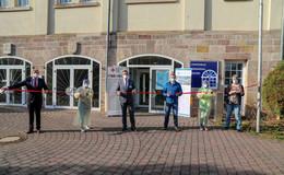 Nächstes Bürgertest-Zentrum im Landkreis: Auch Gersfeld öffnet seine Türen