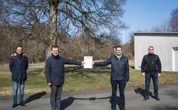 Förderung aus dem Kreisausgleichsstock: 670.000 Euro für Kitas und Feuerwehr