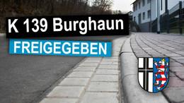 2,5 Millionen für Ortsdurchfahrt Burghaun