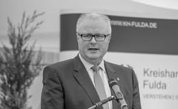 Zum Todestag von Dr. Thomas Schäfer: Wir werden ihn niemals vergessen