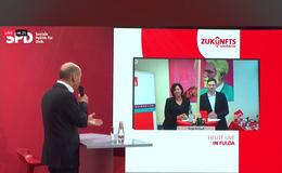 Vize-Kanzler Scholz: Zukunftsfragen gerade im ländlichen Raum elementar