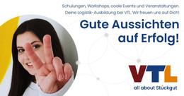 Werde Kaufmann/Kauffrau für Spedition und Logistikdienstleistung bei VTL