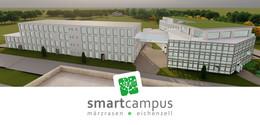 SmartCampus Märzrasen: Jetzt kommt Hessens neuer Technologie-Campus