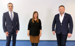 Vorstandswechsel beim BNI-Unternehmernetzwerk Bonifatius