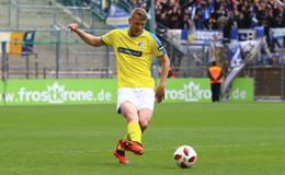 Beruf und Familie statt Profifußball: Marius Grösch schlägt neues Kapitel auf