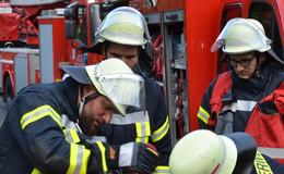 Feuerwehrhelme werden ausgetauscht: Stadt will gesamten Bestand erneuern
