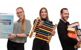 Landkreis Fulda präsentiert sich auf Bildungsmesse