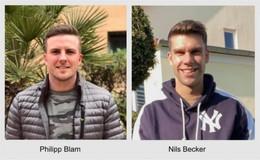 SG Bad Soden verpflichtet Becker und Blam
