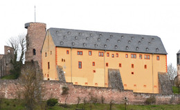 Immer einen Besuch wert: Schwarzenfels - eine Burg für die Bürger