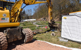 Arsen-Bauarbeiten starten: Gemeinde muss 300.000 Euro investieren
