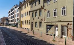 Soll das älteste Haus Fuldas in der Löherstraße etwa abgerissen werden?