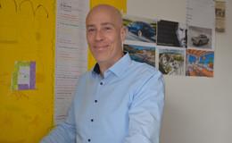 Für IT-Experte Oliver Meinecke ist der Spaß der Schlüssel zum Erfolg