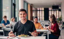Studentenwerk öffnet Mensen - auch an der Fuldaer Hochschule