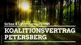 Koalitionsvertrag: Verantwortungsvoll und nachhaltig die Zukunft gestalten