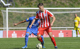 Bin bereit, diesen Schritt zu gehen: Dominik Crljenec wechselt zu Mainz 05