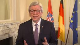 Bouffier:Vier Persönlichkeiten, die sich für die Demokratie eingesetzt haben