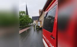 Kabelbrand in Heringer Rathaus ausgebrochen