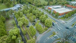 Im Herbst rollen die Bagger: Parkhaus-Projekt am Rosenbad schafft Kapazitäten