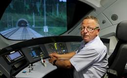 Doppelgeburtstag bei der Bahn: 30 Jahre ICE, 25 Jahre DB-Trainingssimulator