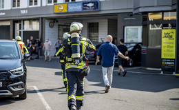 Großalarm, aber kein Feuer bei Opel Jakob am Andreasberg