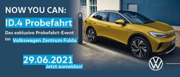 atzert:weber Gruppe lädt zur Probefahrt des Welt-Autos 2021 ein