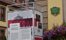 Orte der Demokratie im Fuldaer Stadtraum entdecken
