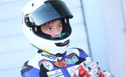 Valentino Herrlich holt erstmals Punkte auf dem legendären Sachsenring