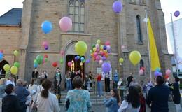 5 Jahre Pfarrgemeinde St. Kilian – ein buntes Fest des Glaubens