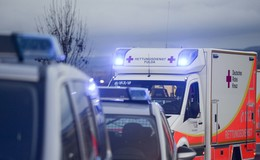 Missglückter Überholvorgang fordert zwei Verletzte