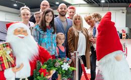 Erlös für den guten Zweck: Weihnachtsfest beim Autohaus Jakob
