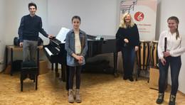 Großer Erfolg für Musikschülerinnen beim Landeswettbewerb Jugend musiziert