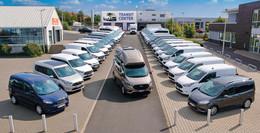 Ein Ford für alle Fälle: Sorg Gewerbewochen mit Rabatten bis 42 Prozent
