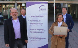 Schnelles Internet für PalliativStiftung von NETHINKS und Region Fulda