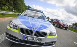 Unfall im Osterverkehr: Vier Fahrzeuge auf der A 5 demoliert