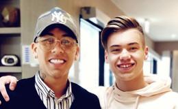 Wenn Dein Papa Profifußballer ist: Carlos Thier (18) verrät viele Geheimnisse