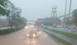 Deutscher Wetterdienst warnt erneut vor Unwetter in Osthessen