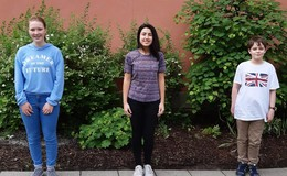 Drei Winfriedschüler mit hervorragenden Ergebnissen