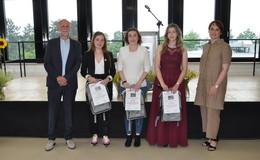 Eduard-Stieler-Schule: 79 Absolventinnen erhielten ihre Abschlusszeugnisse