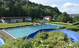 Rotenburger Waldschwimmbad bietet Urlaub in der Heimat