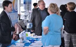Aufklärung über Ernährung im Klinikum Fulda