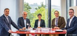 Neues Tegut-Logistikzentrum: Max Bögl bekommt Zuschlag für Millionen-Projekt