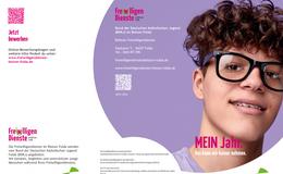 Begegnungen – Neues Logo legt Fokus auf Kern des Freiwilligendienstes