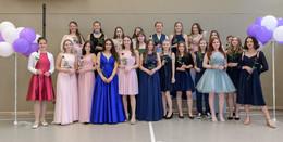 Abschlussfeier: 3. Realschuljahrgang in Geschichte der Marienschule