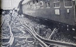 Heute vor 50 Jahren: Schweres Zugunglück des Alpen-Expresses bei Mecklar