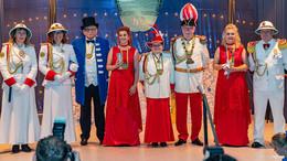 Goldenes Fürstenpaar Rita und Winfried von History und Nostalgie regieren das Südend