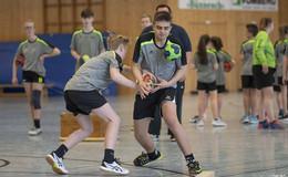Handball-Ostercamp hat noch freie Plätze