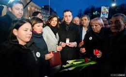 Während Mahnwache für Opfer von Hanau: Bundestag feiert Karnevalsparty