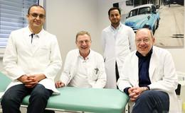 Neues Ärztetrio macht Dalberg Klinik fit für die Zukunft
