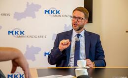 MKK-Landrat Thorsten Stolz über Situation und Folgen der Corona-Pandemie